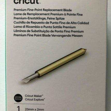 Cricut Cricut Premium Fine point Blade (vervangend mes)   2007300