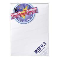 TheMagicTouch RST 9.1 Transferpapier- voor hout en kurk (10 stuks)
