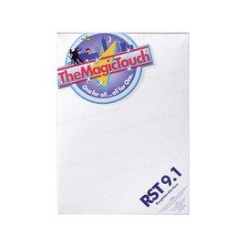 RST 9.1 Transferpapier - voor hout en kurk (10 stuks)