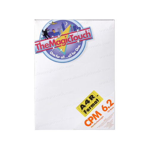 TheMagicTouch CPM 6.2  A4R Transferpapier - harde materialen (25 st)