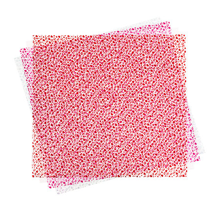 Cricut Cricut Foil Acetate   Love Notes Sampler   2006309