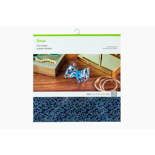 Cricut Cricut Foil Acetate Confetti Sampler