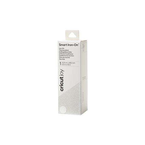 Cricut Cricut Joy Smart Iron-On Glitter Wit | White