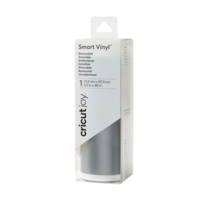 Cricut Smart Vinyl Removable mat zilver voor de Cricut Joy