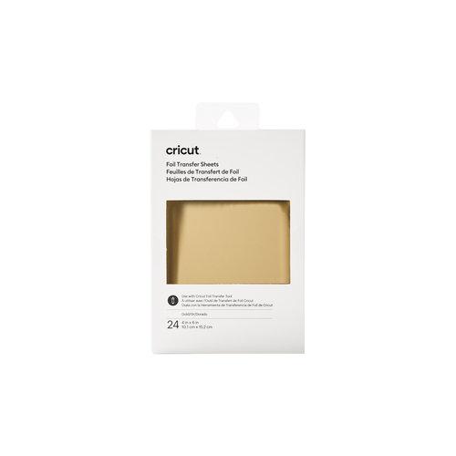 Cricut Cricut Foil Transfer Sheets Gold | 2008711