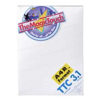 TheMagicTouch TTC+ 3.1 A4R Transferpapier- wit en licht textiel (25 st)