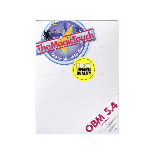 TheMagicTouch OBM 5.4 A4 Transferpapier - (donker) gekleurd textiel (25 st)