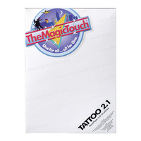 TheMagicTouch Tattoo 2.1 Transferpapier A4  (10st)