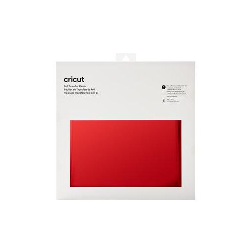 Cricut Cricut Foil Transfer Sheets Red