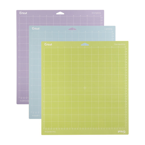 Cricut Cricut cutting mat variety pack (12 x 12 inch)