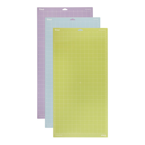 Cricut Cricut cutting mat variety pack (12 x 24 inch)