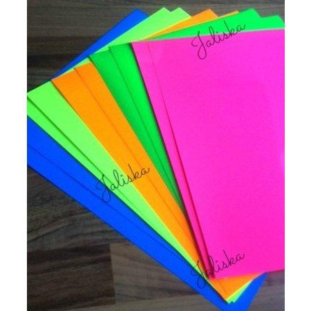Pakketten Flexfolie en Glitterfolie (Textiel)