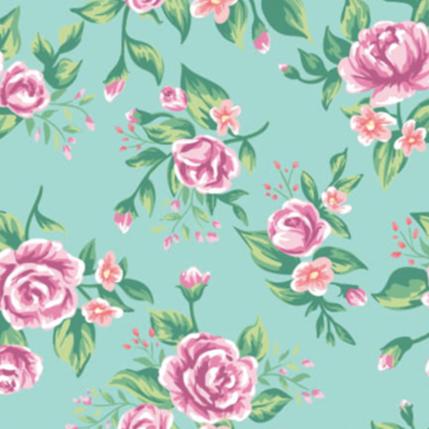 Siser Siser EasyPatterns Vintage Rose