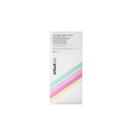 Cricut Joy Smart Paper Sticker Cardstock Pastels Sampler