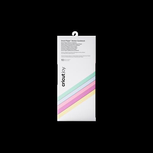 Cricut Cricut Joy Smart Paper Sticker Cardstock Pastels Sampler