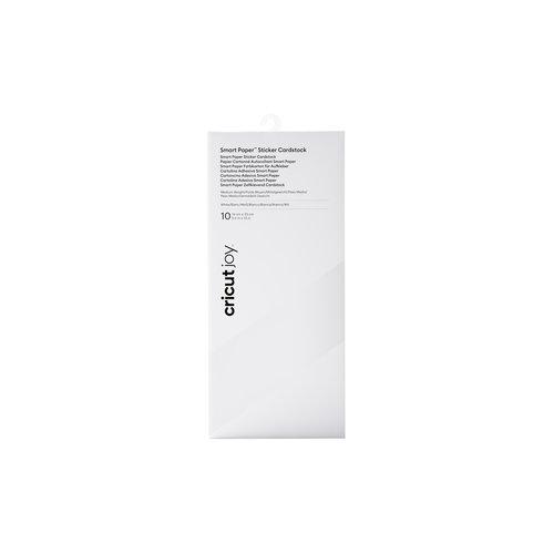 Cricut Cricut Joy Smart Paper Sticker Cardstock White
