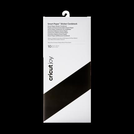 Cricut Cricut Joy Smart Paper Sticker Cardstock Black | 2008869
