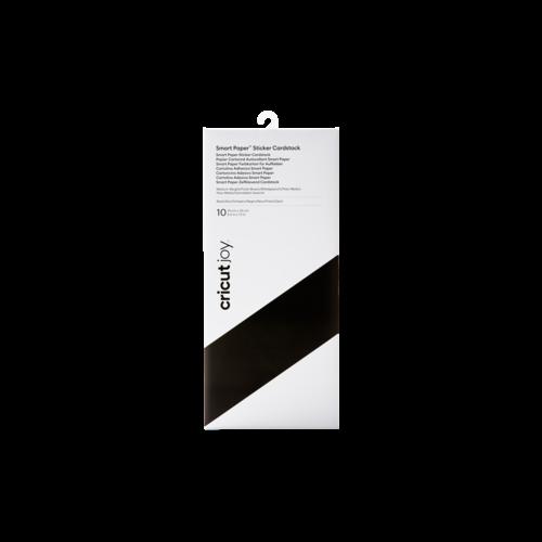 Cricut Cricut Joy Smart Paper Sticker Cardstock Black