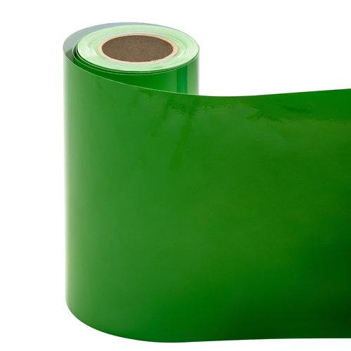 Statische raamfolie groen