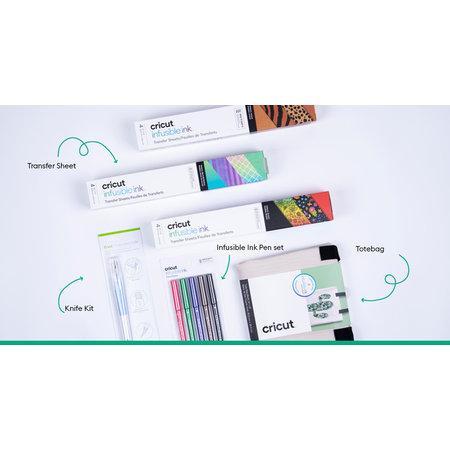 Cricut materiaalpakketten