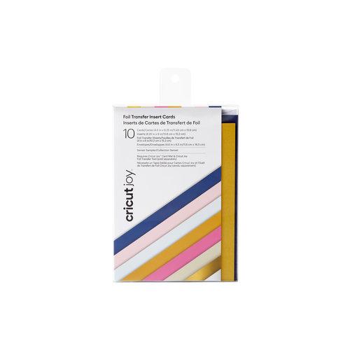 Cricut Cricut Joy Foil Transfer Insert Cards Sensei Sampler | 2009224
