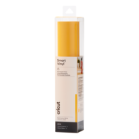 Cricut Cricut Smart Vinyl Permanent 33x366cm 1 sheet (Maize Yellow) |2008657