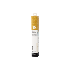 Cricut Smart Iron-On (Flexfolie) 33 x91cm  Glitter Gold | 2008673