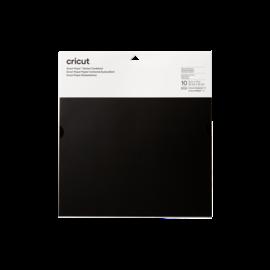 Cricut Smart Sticker Cardstock 33 x 33 cm Black | 2008316