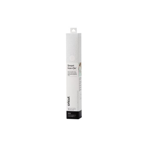 Cricut Cricut Smart Iron-On (Flexfolie) 33 x91cm  Glitter White | 2009061
