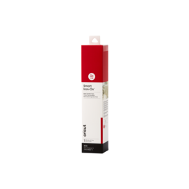 Cricut Smart Iron-On (Flexfolie) 33 x273cm Red | 2008692