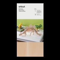 Cricut Basswood (Lindehout)12 x 6 inch (30,5 x 15 cm) | 2006255