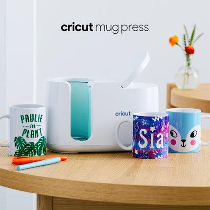 Cricut Cricut Mug Press  (Hittepers voor mokken) | 2008736
