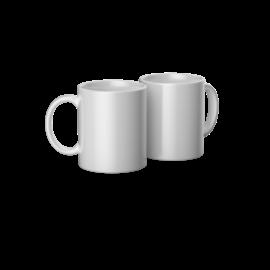 Cricut Mugs White (Cricut Mokken) 340 ml - 2 stuks | 2007821