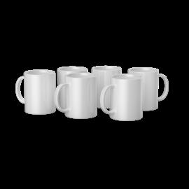 Cricut Mugs White (Cricut Mokken) 340 ml - 6 stuks | 2008942