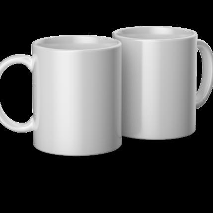 Cricut Cricut Mugs White (Cricut Mokken) 440 ml - 2 stuks | 2007823