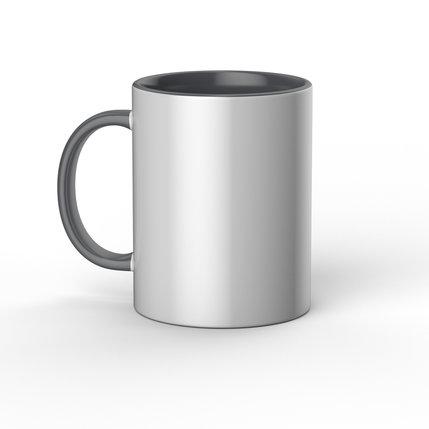Cricut Cricut Mugs Grey/White (Cricut Mokken) 440 ml - 1stuk  2009330