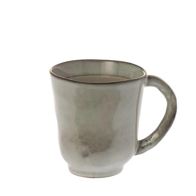 Mok Metz soft grijs 13cm
