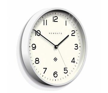 Newgate  Wall clock Number three Echo white