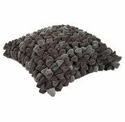 Haans Lifestyle Pillow Pebble Smoke