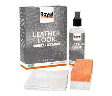 Oranje Furniture Care Leatherlook Clean & Pflegeset