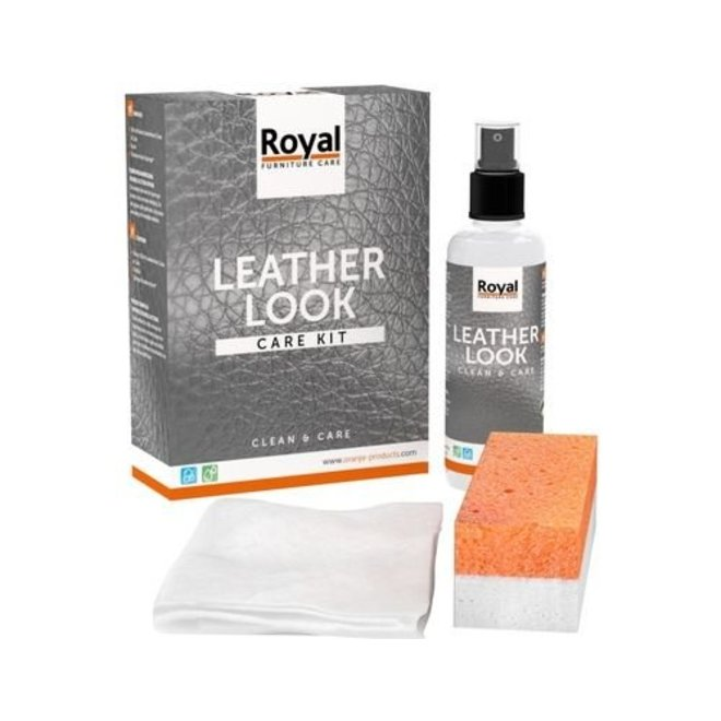 Leatherlook Clean & Care set
