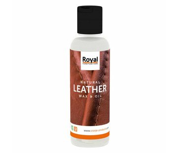 Oranje Furniture Care ® Natural Leather Wax & Oil