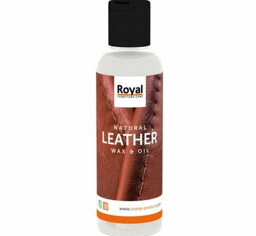Oranje Furniture Care ® Natural Leather Wax & Oil