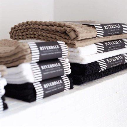 Riverdale handdoeken