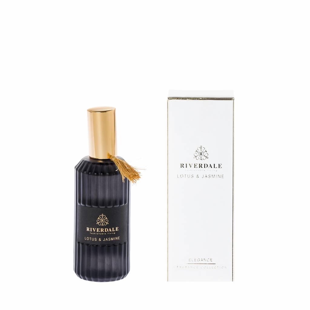 Roomspray Elegance wit Lotus Jasmine 100ml