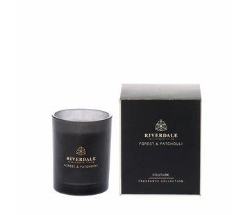 Riverdale Geurkaars Couture zwart 10cm