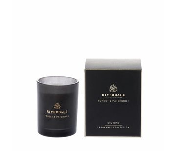 Riverdale Scented candle Couture black 10cm