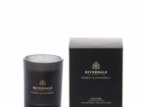 Riverdale Bougie Parfumée Couture Noir 10cm