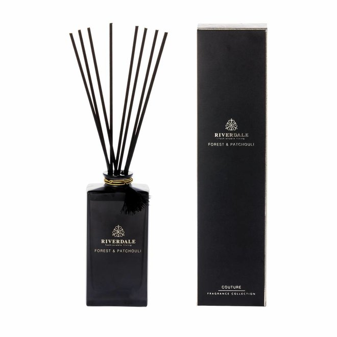 Fragrance sticks Couture black Forest & Patchouli 140ml