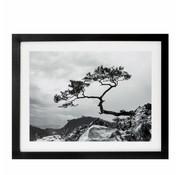 Riverdale Gemälde Landschaft schwarz 40x50cm